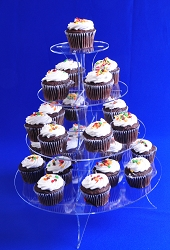 Cupcake Tower | Food Tower | Catering Tower Displays