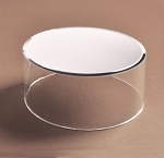 Mirror Top Round Risers