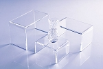 Small Acrylic Riser Set of 3