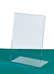 Angled Sign Holders - in 39 SIzes