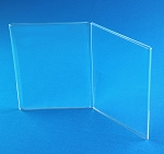 Two Panel Acrylic Frames
