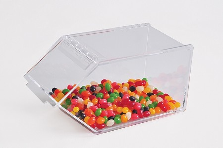 Mini Stackable Candy Bins