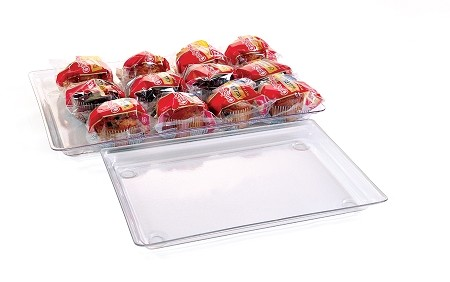 Bakery Cabinet Trays